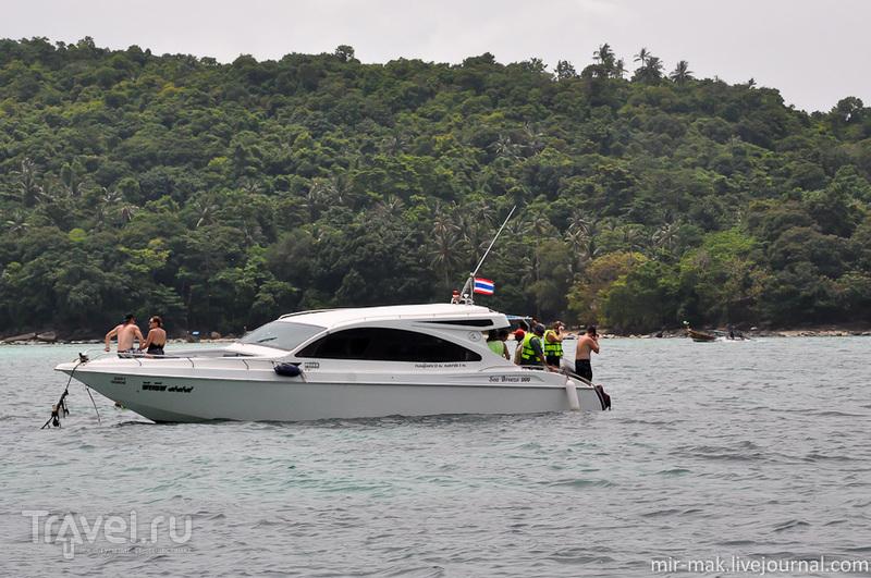 Острова Пхи-Пхи и Хонг / Фото из Таиланда