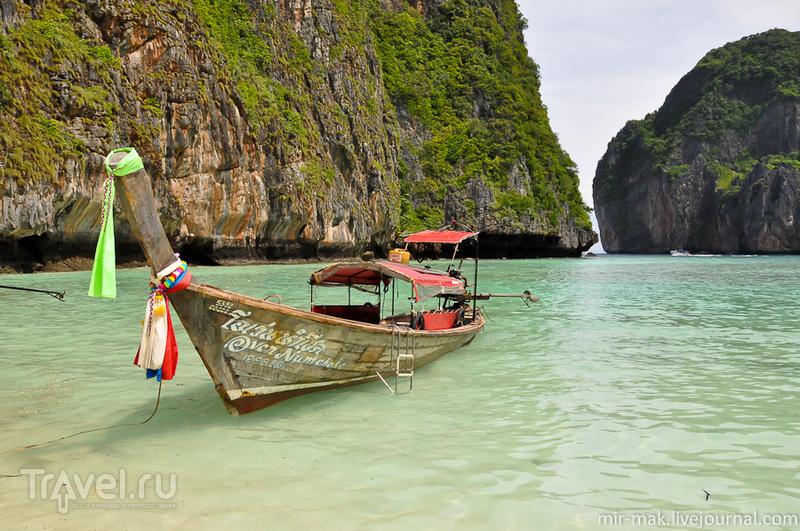 На острове Пхи-Пхи-Дон, Таиланд / Фото из Таиланда