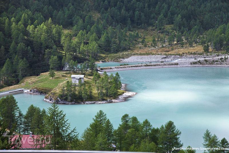 Лето-зима-лето, за 4 часа из ледника к Альпам. Бернина-экспресс / Италия