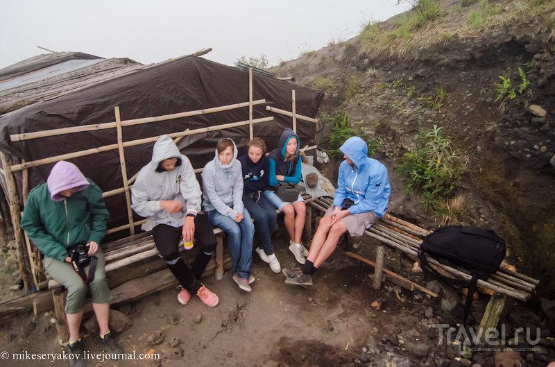 Зарисовки о Бали. Восхождение на вулкан Батур / Фото из Индонезии