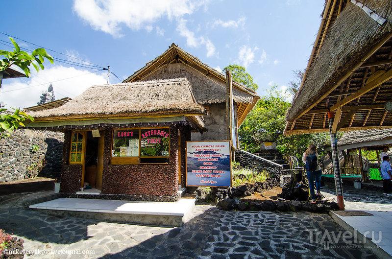 Batur Natural Hot Springs на Бали, Индонезия / Фото из Индонезии