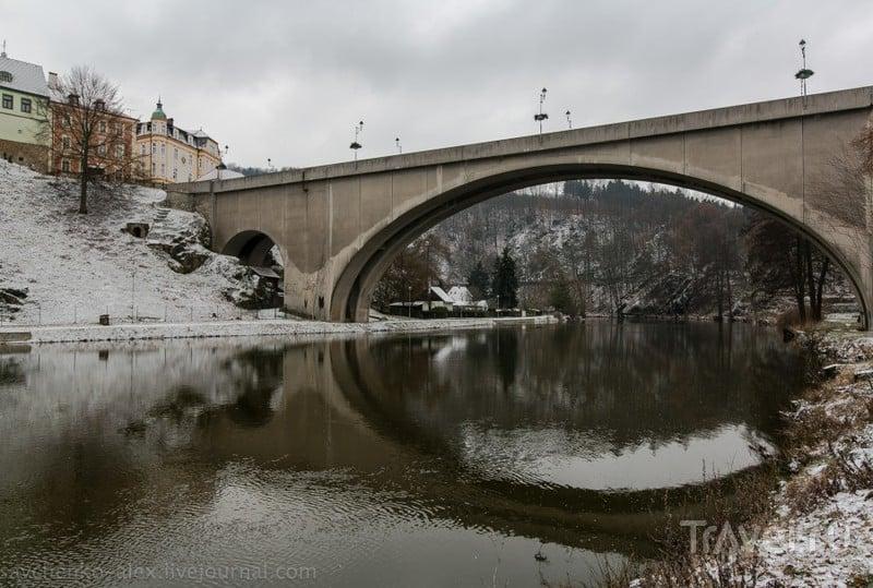 Город-замок Локет / Чехия
