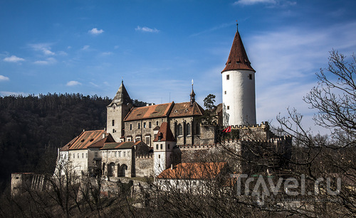 Пражская Весна. Замок Кршивоклат / Чехия