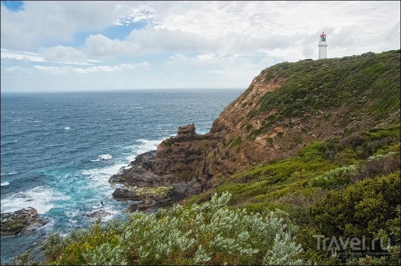На полуострове Морнингтон, Австралия / Фото из Австралии