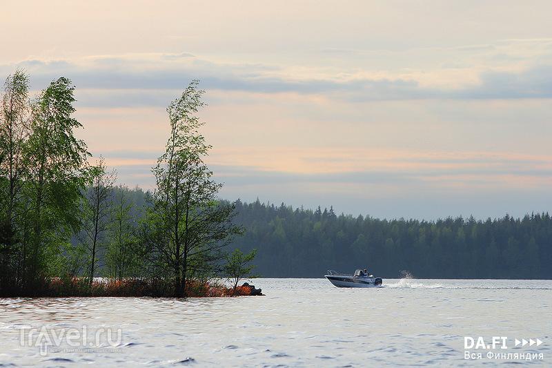 Живописные берега Реповеси / Фото из Финляндии
