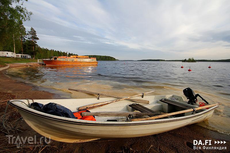 Туристический центр Орилампи, Финляндия / Фото из Финляндии