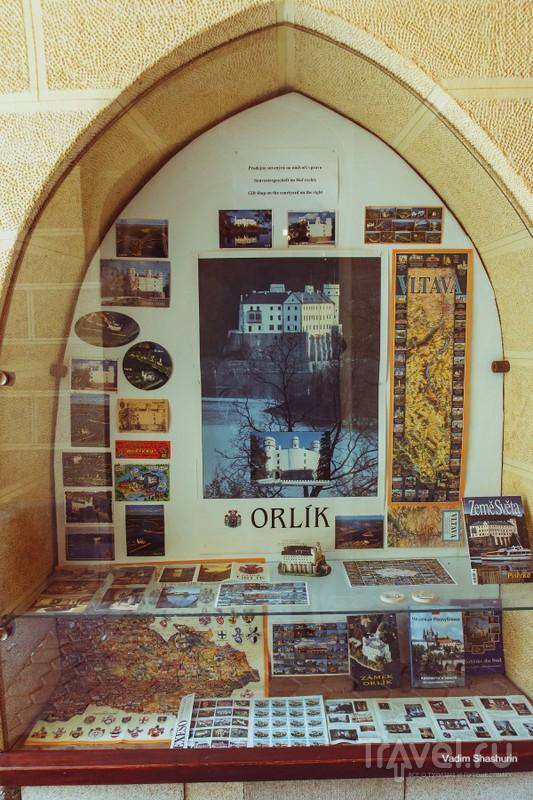Замок Орлик / Чехия