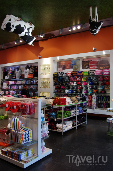 Магазины Амстердама / Нидерланды
