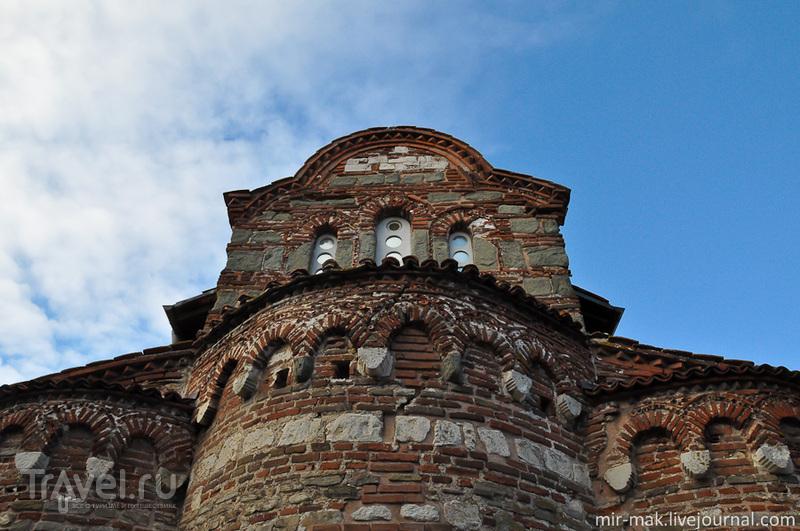 Церковь Святого Стефана (Новая Митрополитская) в Несебыре, Болгария / Фото из Болгарии