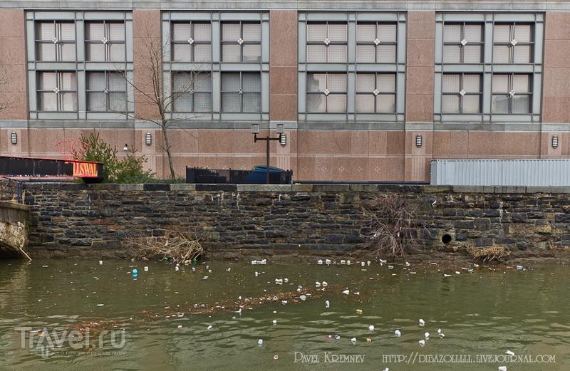 Балтимор - город моряков, голубых крабов и Эдгара По / США