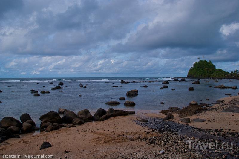 Мыс Утумауу, Западное Самоа / Фото с Западного Самоа