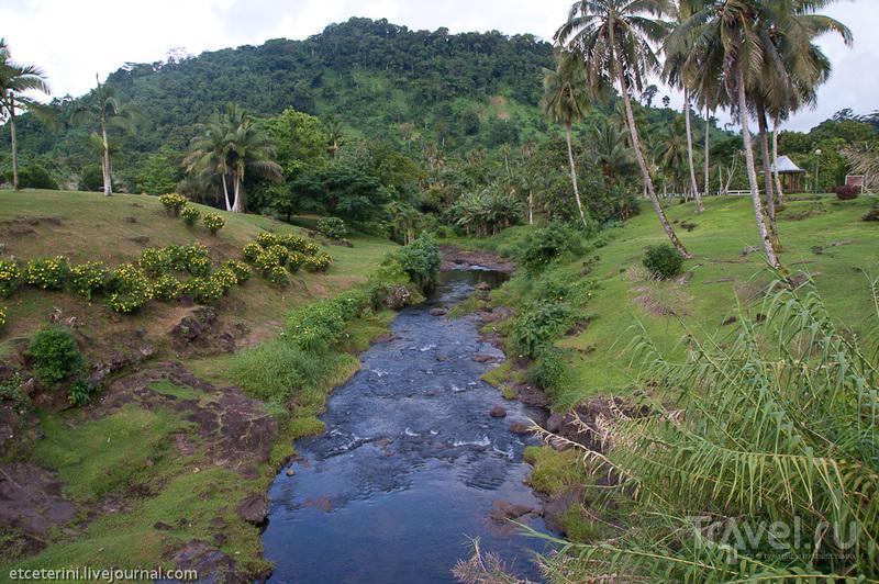 Река Фалефа, Западное Самоа / Фото с Западного Самоа