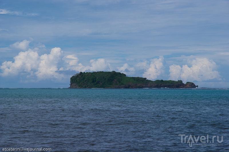 Остров Фануатапу, Западное Самоа / Фото с Западного Самоа