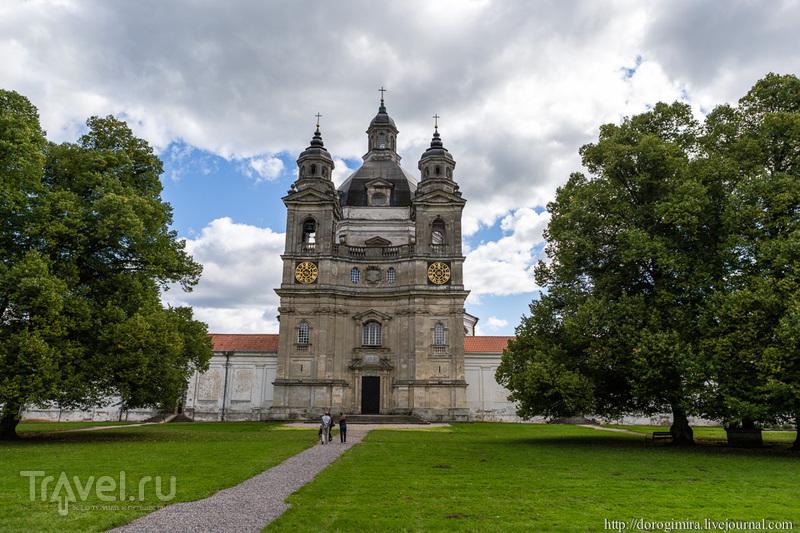 Монастырь Пажайслис, Литва / Фото из Литвы