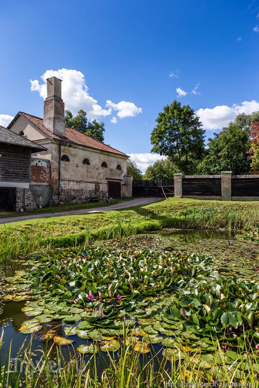 Монастырь Пажайслис / Фото из Литвы