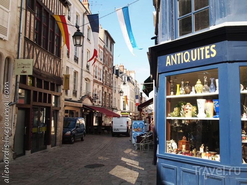 Франция: обзор маршрута