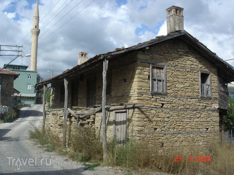 Подвиги Геракла или поиски древнего города Лирбе / Турция