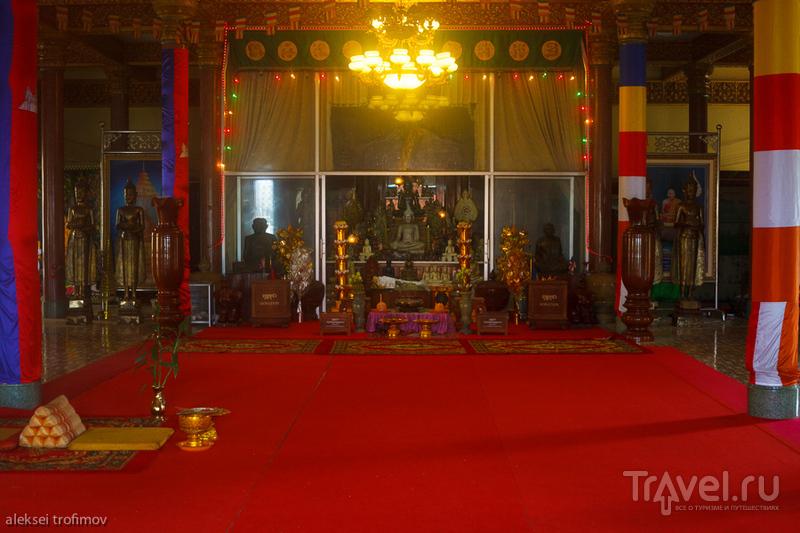 Храм Ват-Уналом / Фото из Камбоджи