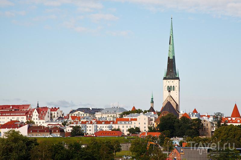 В городе Таллин, Эстония / Фото из Эстонии