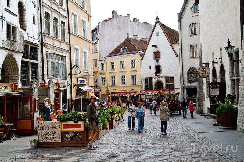 Таллин: первые впечатления / Фото из Эстонии