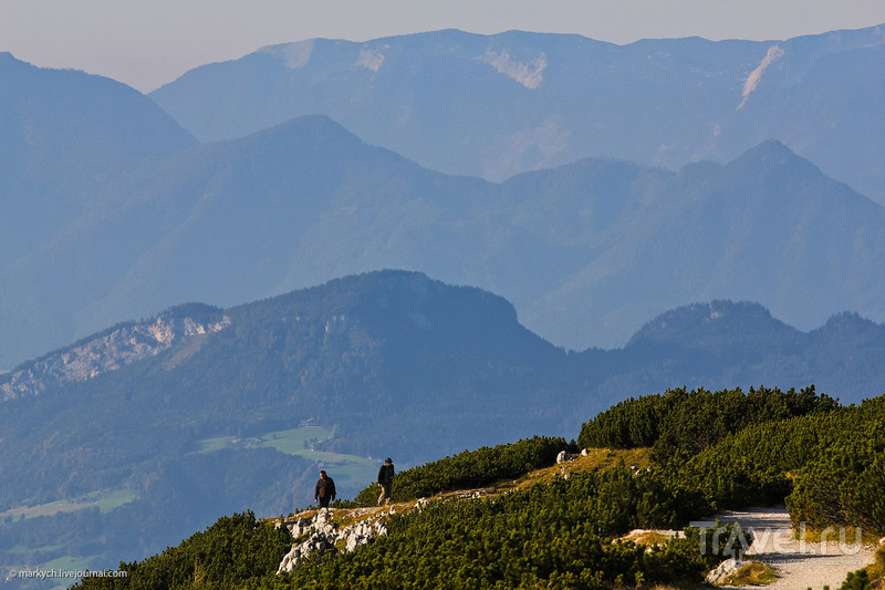 """Смотровая площадка """"5 пальцев"""" / Фото из Австрии"""