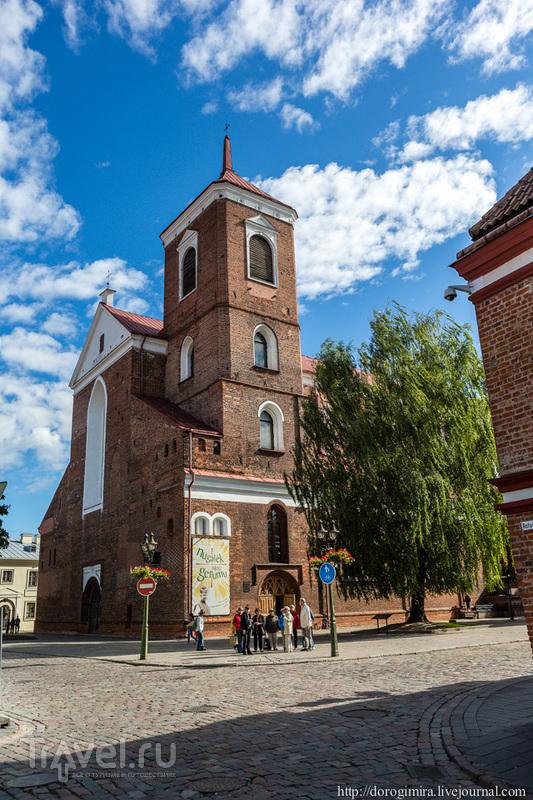 Собор Петра и Павла в Каунасе, Литва / Фото из Литвы