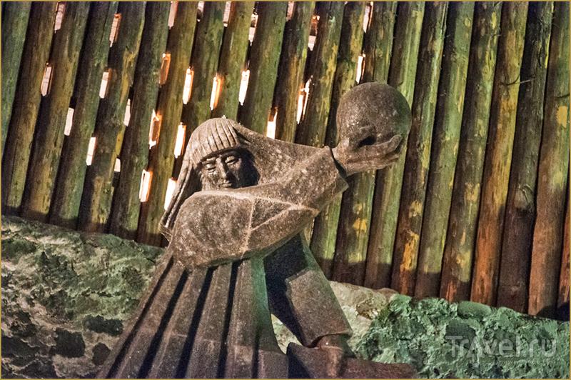 Соляные копи Велички / Фото из Польши