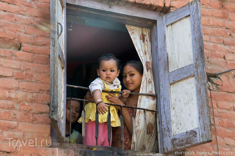 О Катманду и его окрестностях / Фото из Непала