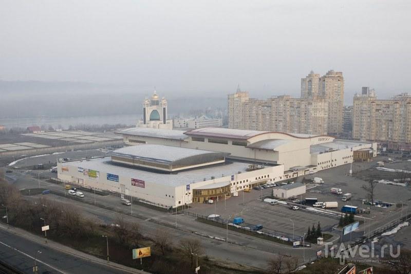 Международный выставочный центр в Киеве, Украина  / Фото с Украины