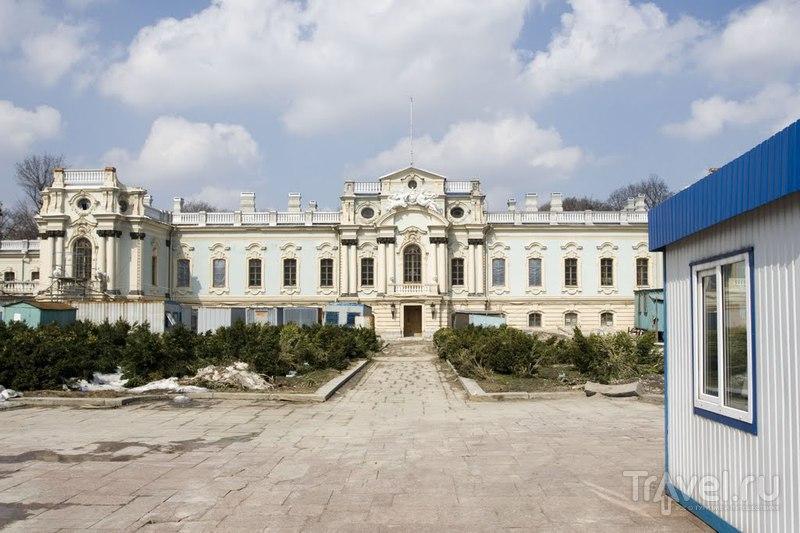 Мариинский дворец в Киеве, Украина  / Фото с Украины
