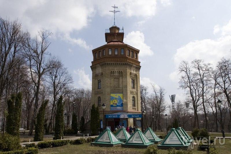 Музей воды в Киеве, Украина  / Фото с Украины