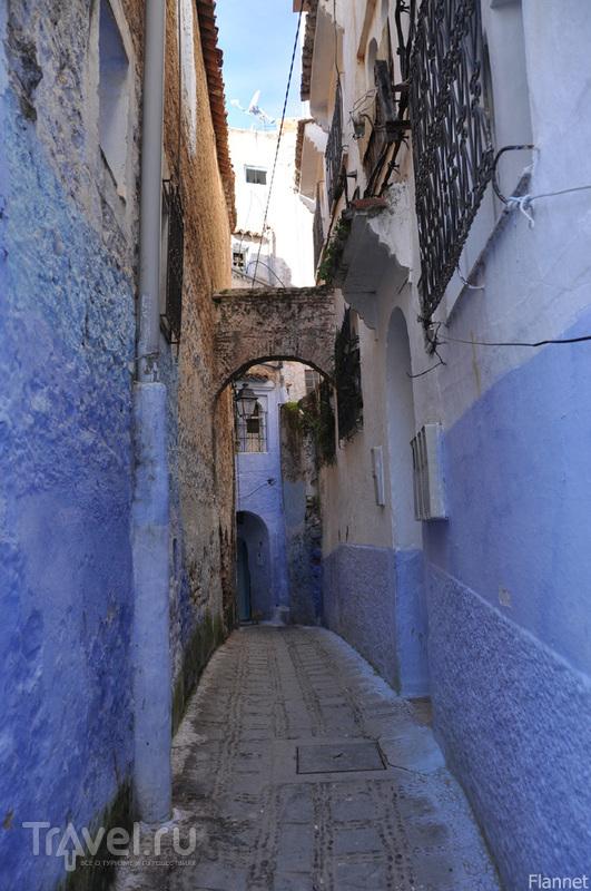 Шефшауэн. Прогулка по синему городу / Фото из Марокко