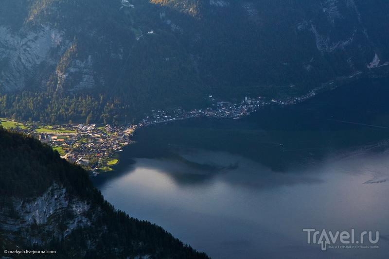 Гальштат и Гальштатское озеро / Австрия