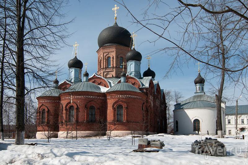 В царстве Шоколадной феи или гостеприимное Орехово / Россия