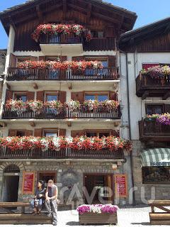 Италия, Valle D'Aosta летом / Италия