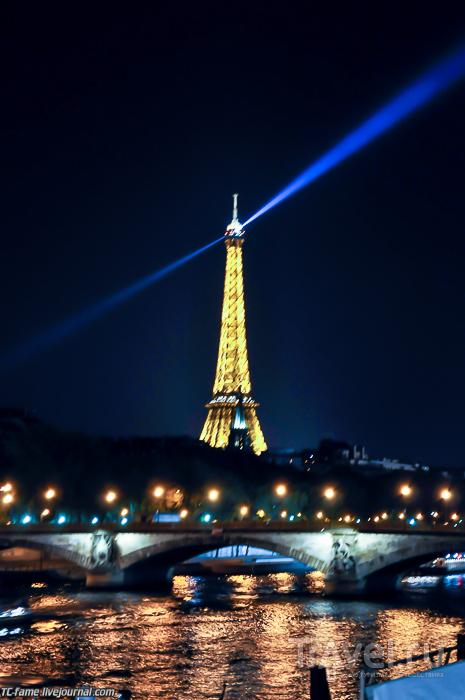 Мосты в Париже