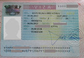 виза в Хорватию / Хорватия