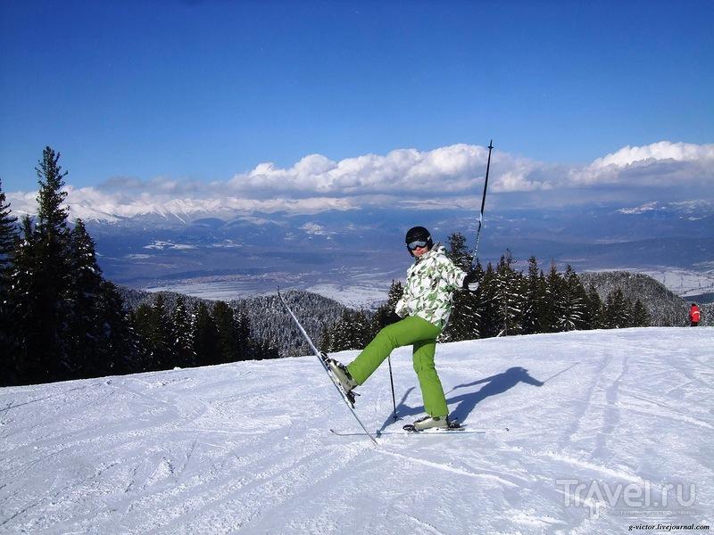Горнолыжная Болгария, или Банско 2013! Лучше гор, могут быть только горы / Болгария