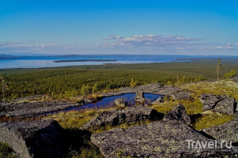 Озеро Имандра, Россия