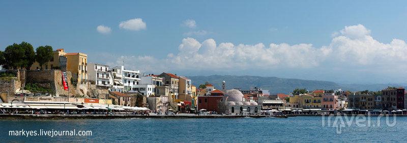 В городе Ханья, Греция / Фото из Греции