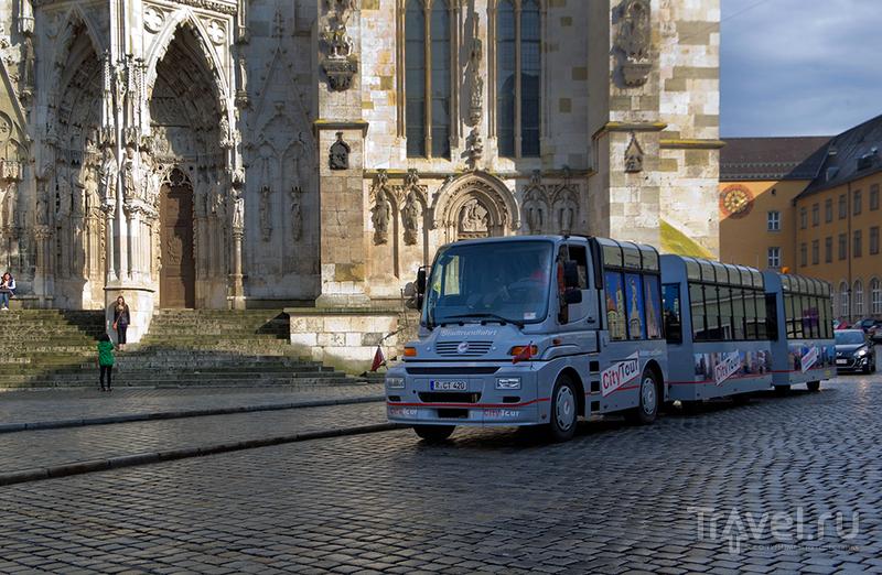 Регенсбургский собор, Германия / Фото из Германии