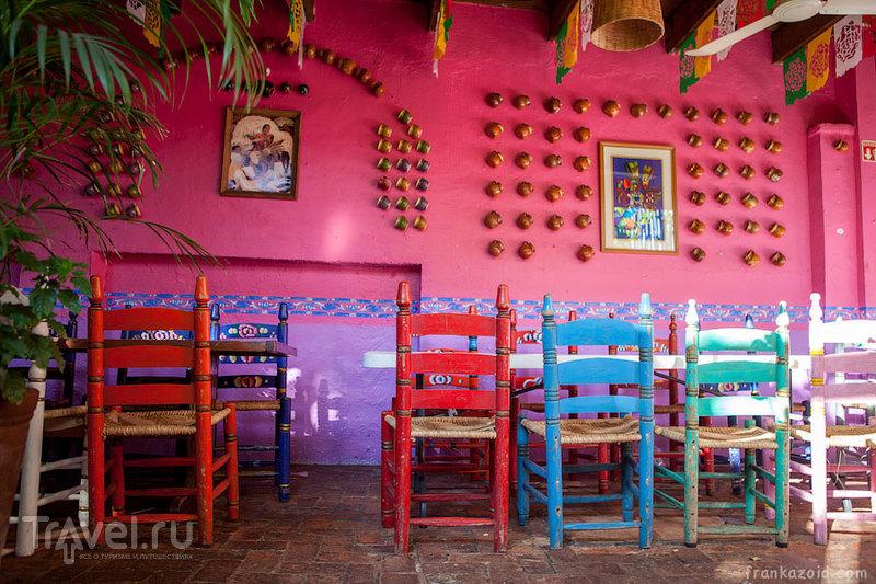 Тепостлан, Мексика, декабрь 2012 / Фото из Мексики