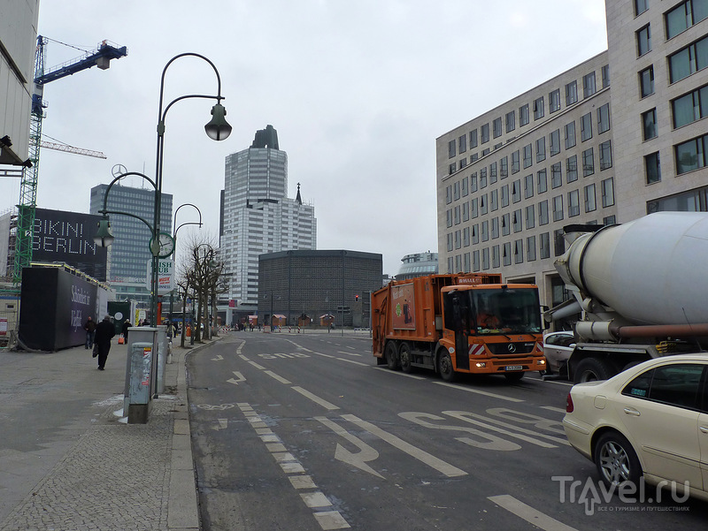 Площадь Брайтшайдплац, Берлин / Фото из Германии