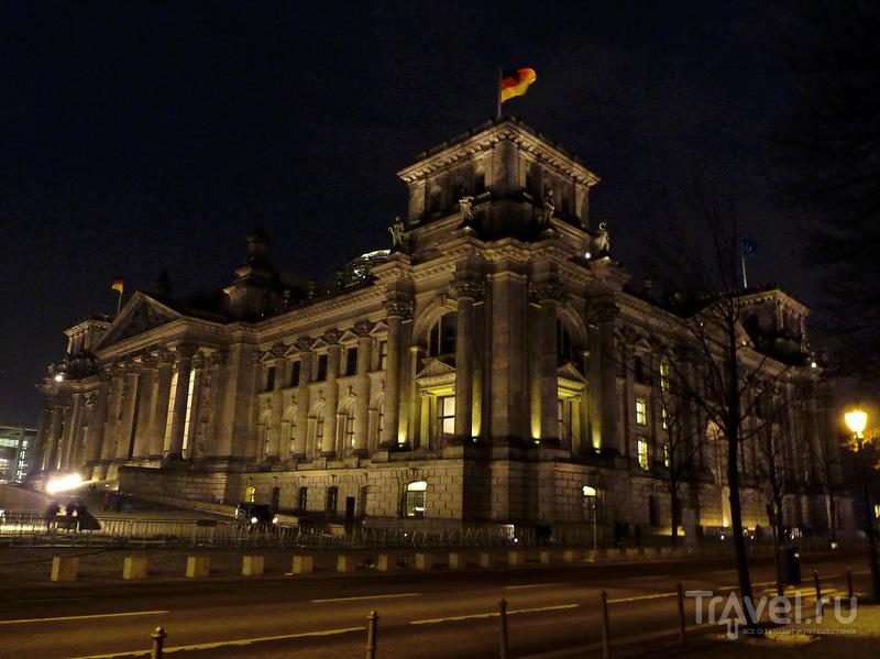Рейхстаг, Берлин / Фото из Германии