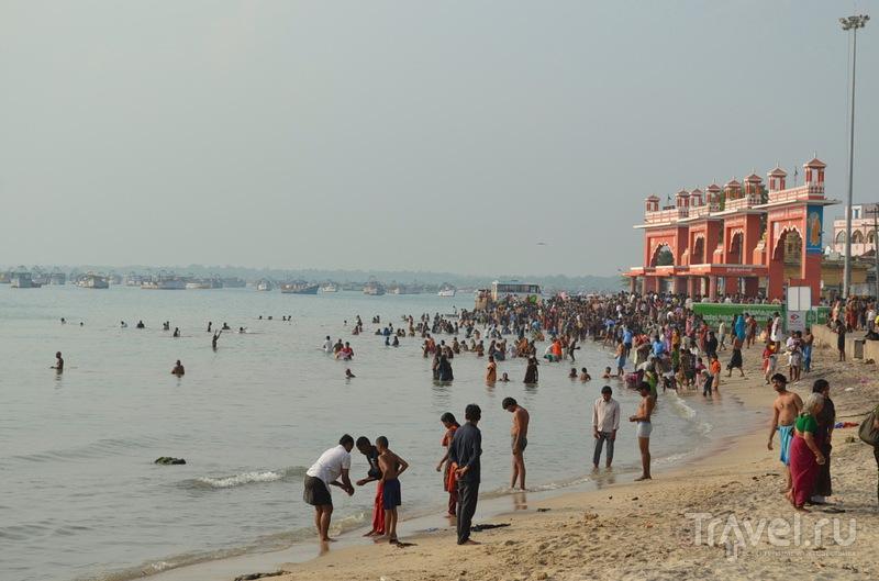В городе Рамешварам, Индия / Фото из Индии