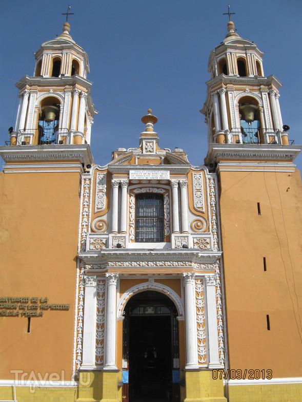 Мексика. Чолула / Мексика