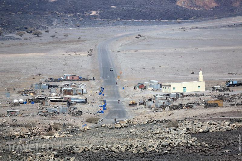 Джибути: кока-кола, козы и мечети / Фото из Джибути