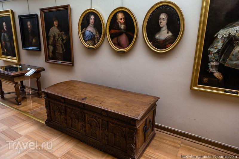 Вилянувский дворец / Фото из Польши