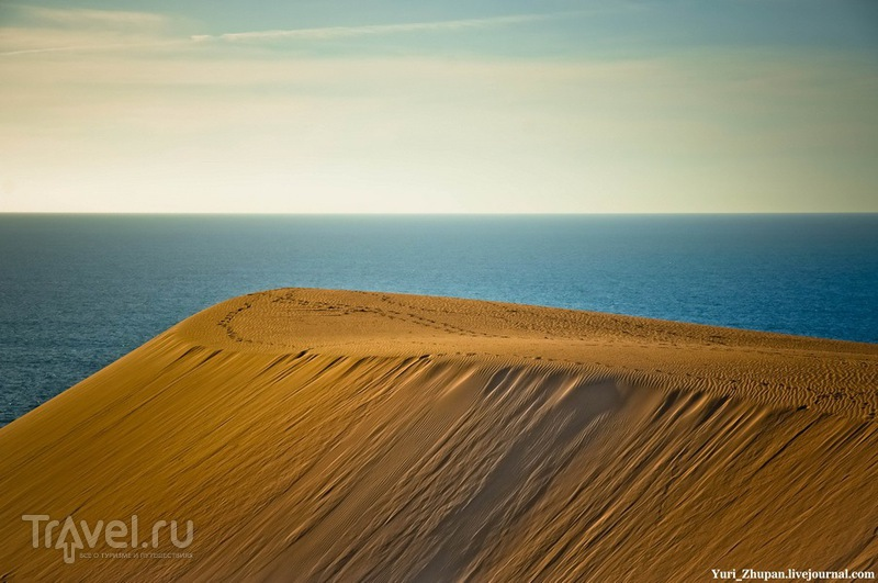 За краем света. На берегу Атлантического океана / Фото из Марокко