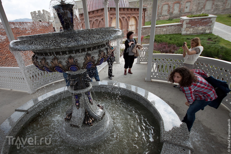 Грузия. Ахалцихе и крепость Рабат / Фото из Грузии